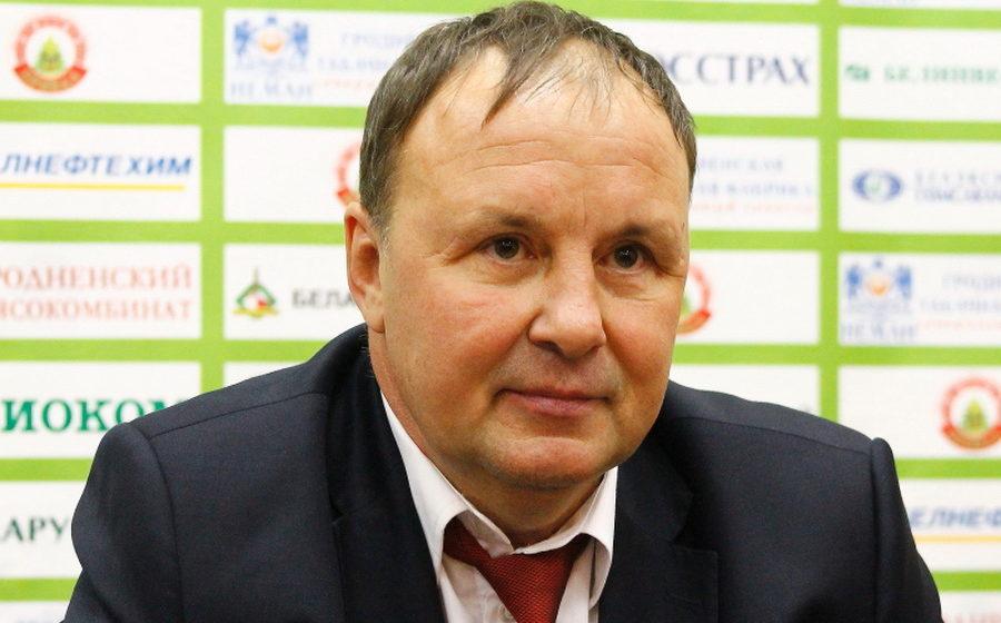 Захаров о хоккейной команде в Барановичах: «Когда говорят, что нет денег, никому не верьте»