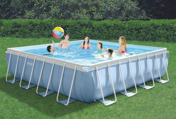 Товары для жаркого лета по жарким ценам: распродажа бассейнов на Ultra.by