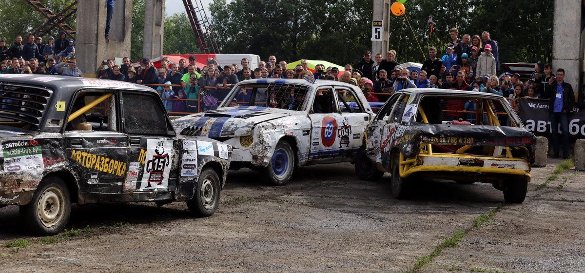 В Барановичах прошли «Автобои на планете Железяка»