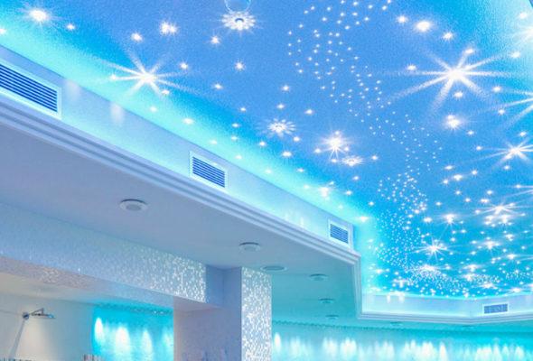Красота и изящество ваших потолков