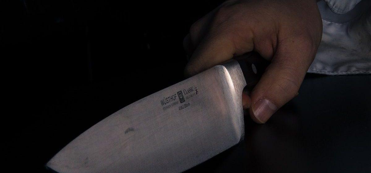 В Ляховичском районе пенсионерка зарезала мужа