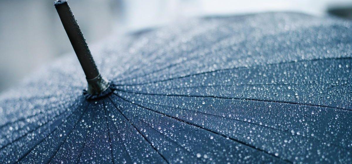 Метеорологи рассказали, когда в Барановичах будет дождь
