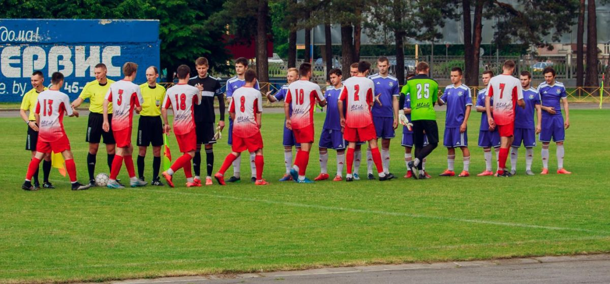 ФК «Барановичи» одержал волевую победу на домашнем стадионе