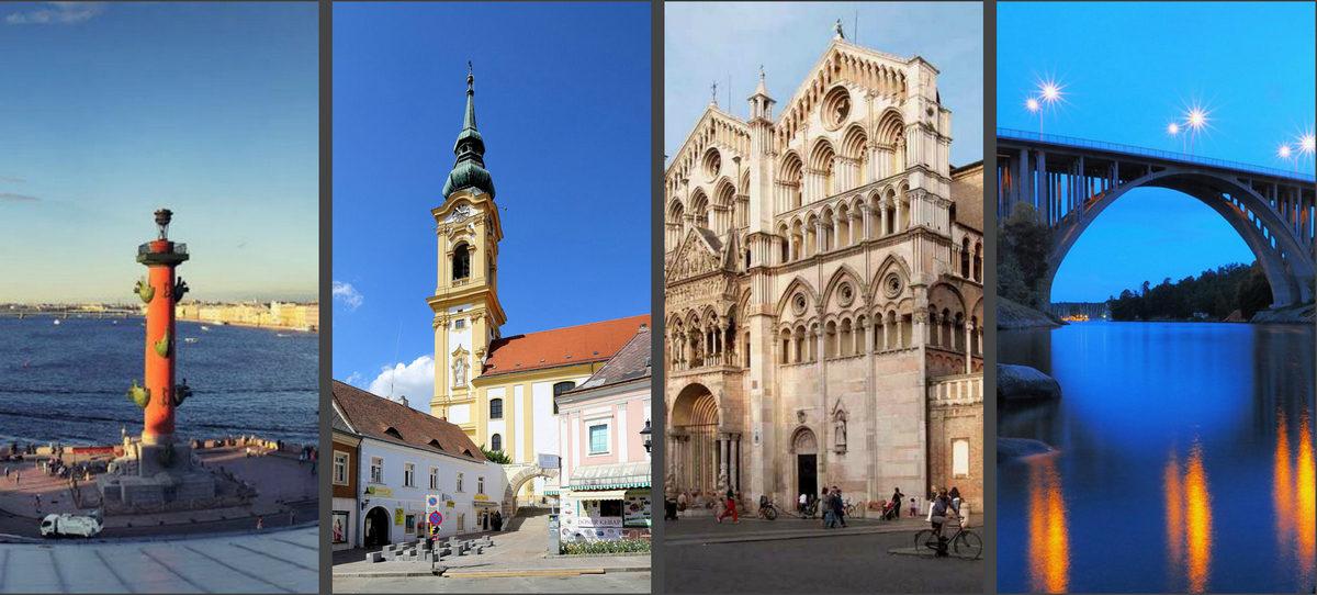 Двадцать три города-побратима Барановичей. Что мы о них знаем?