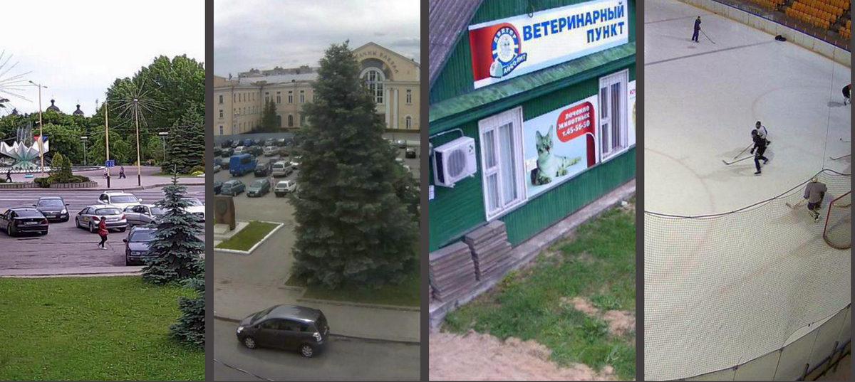 На что можно посмотреть через веб-камеры в Барановичах