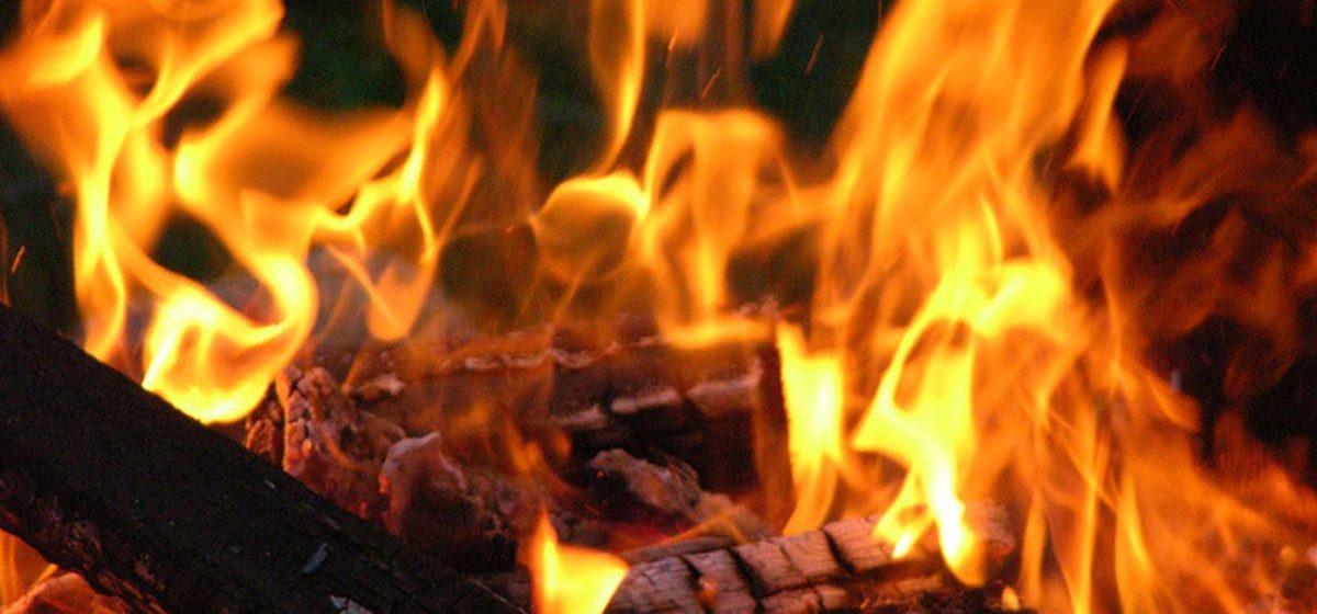Цех по производству кофе горел в Барановичах