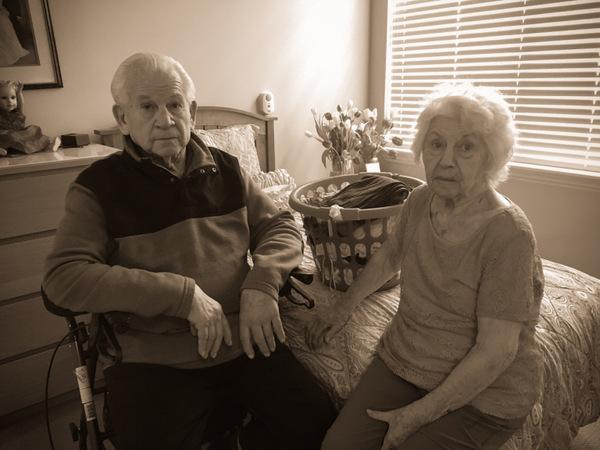 В Америке супруги, прожившие вместе 69 лет, умерли в один день
