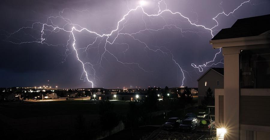 В Брестской области из-за сильного ветра энергетики работают в усиленном режиме
