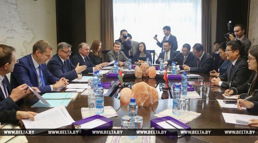 Китай даст 180 миллионов долларов на строительство национального стадиона в Минске