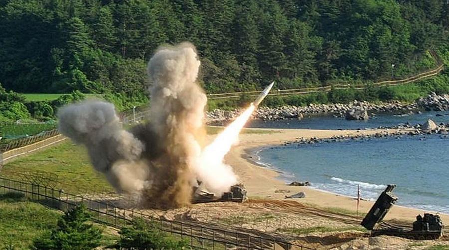 КНДР запустила еще одну баллистическую ракету