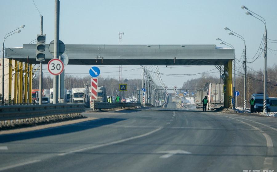 С 1 октября белорусам для въезда в погранзону со стороны России понадобятся специальные пропуска