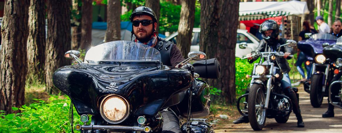 Как это было: Фоторепортаж с MotoFestWest-6 под Барановичами