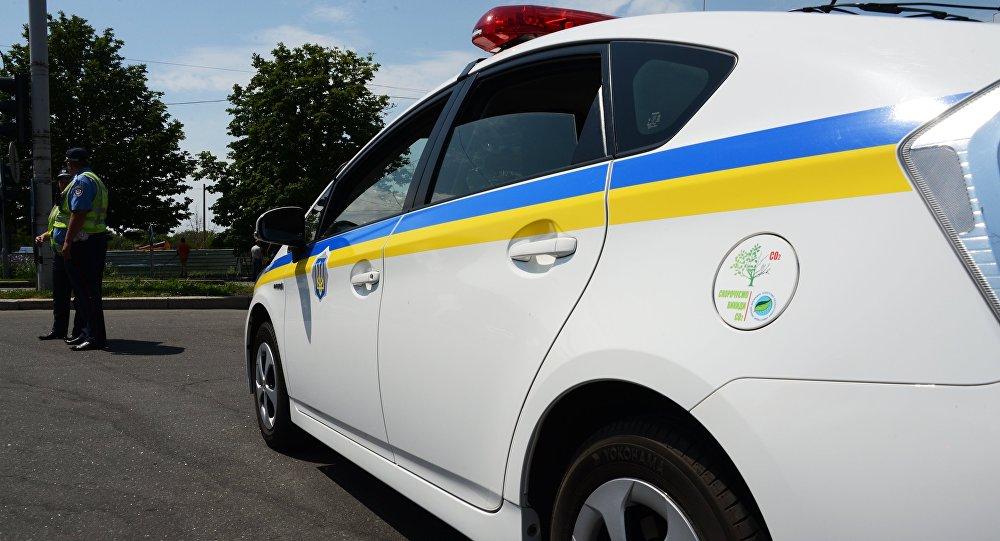 В Украине с обрыва упал в пропасть автобус с туристами