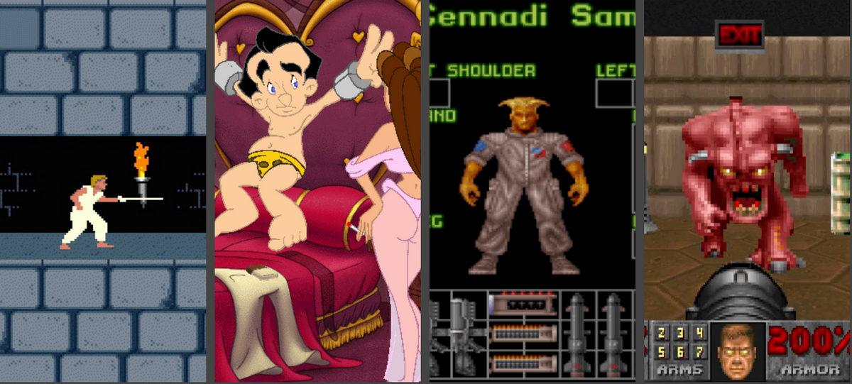 ТОП-7 старых компьютерных игр, от которых сходил с ума весь мир