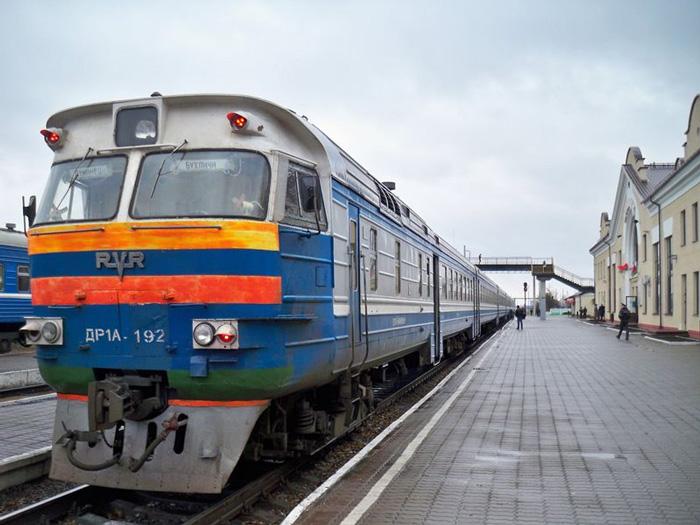 С начала года в поездах, которые останавливаются в Барановичах, произошло шесть краж