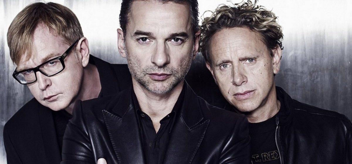 Концерт Depeche Mode в Минске отменили: солист госпитализирован