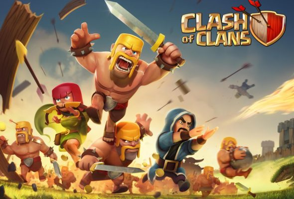 Clash of Clans для андроида