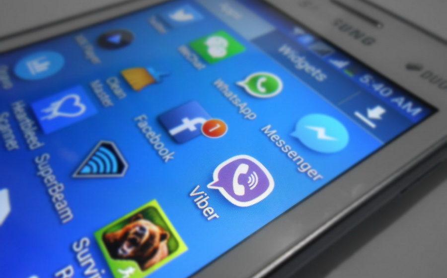 Мессенджер Viber рассказал о предпочтениях белорусских пользователей
