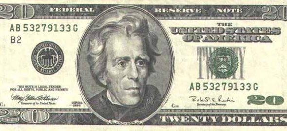 Жительница Барановичей пыталась обменять фальшивые $20