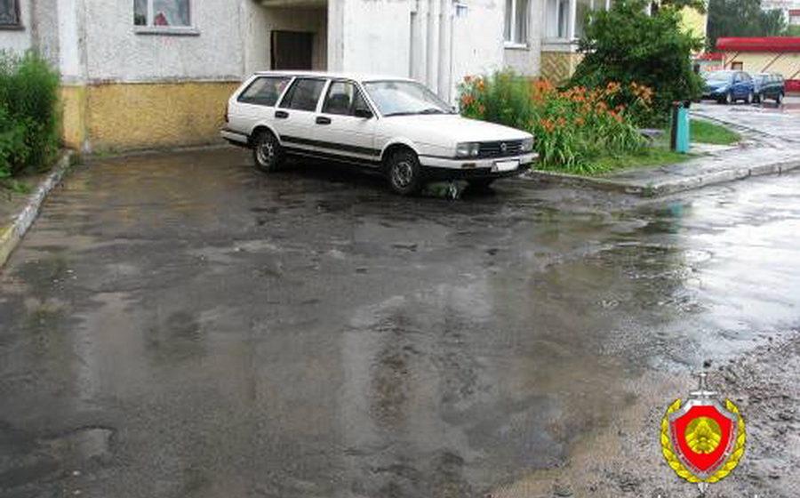 В Солигорске двое злоумышленников ограбили 78-летнего пенсионера