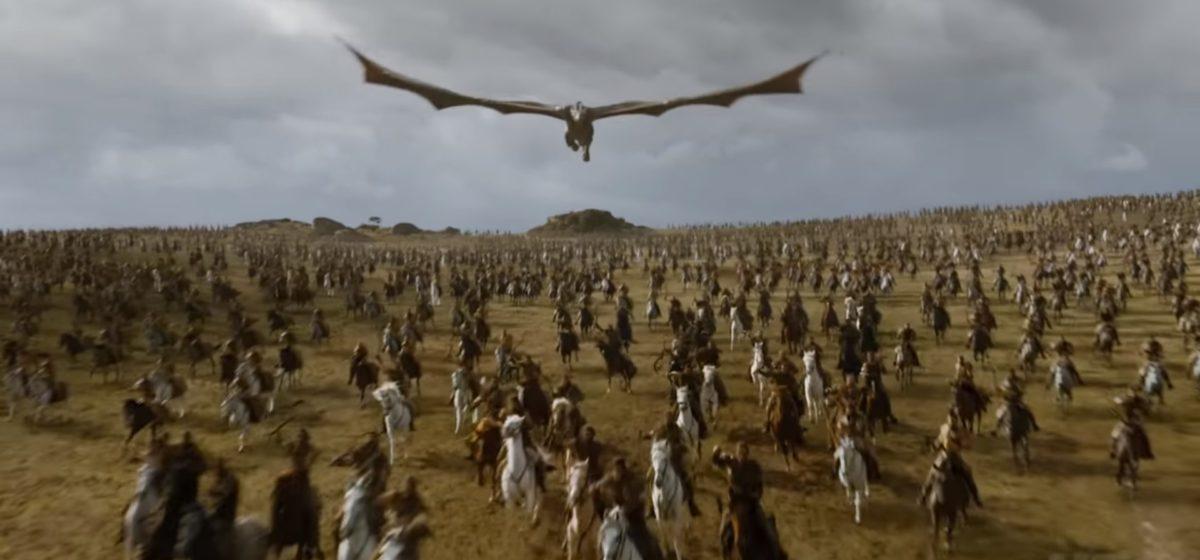 В воскресенье, 16 июля, вышла первая серия нового сезона «Игра престолов»