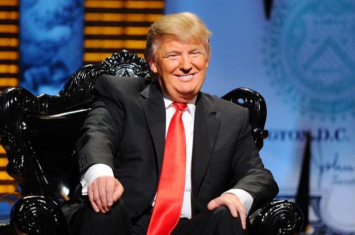 У президента США Дональда Трампа в Беларуси есть свой товарный знак