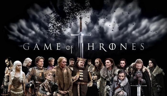 Как персонажи «Игры престолов» выглядели в начале и в конце сериала (фото)