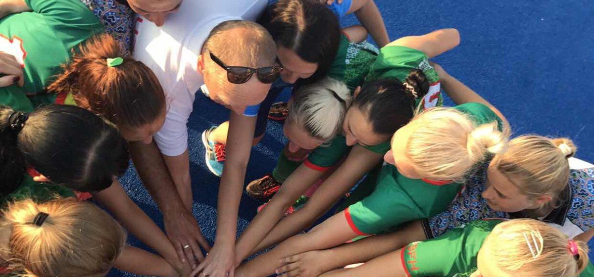 Две хоккеистки «Текстильщика-БарГУ» завоевали серебро чемпионата Европы среди девушек