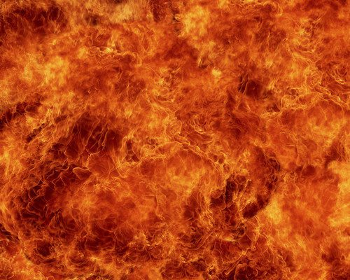В Барановичском районе под завалами сгоревшего сарая найден труп женщины
