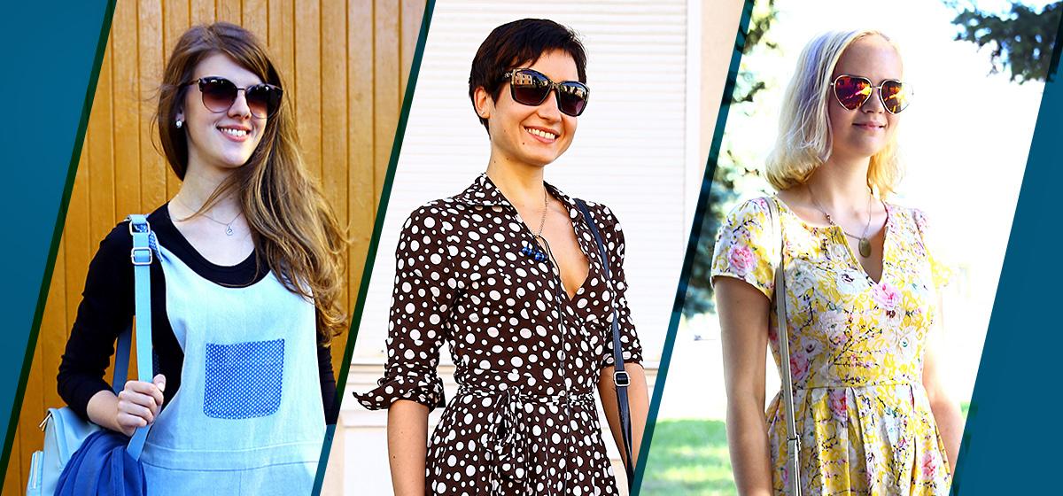 Модные Барановичи: Как одеваются педагог изобразительного искусства, школьница и студентка