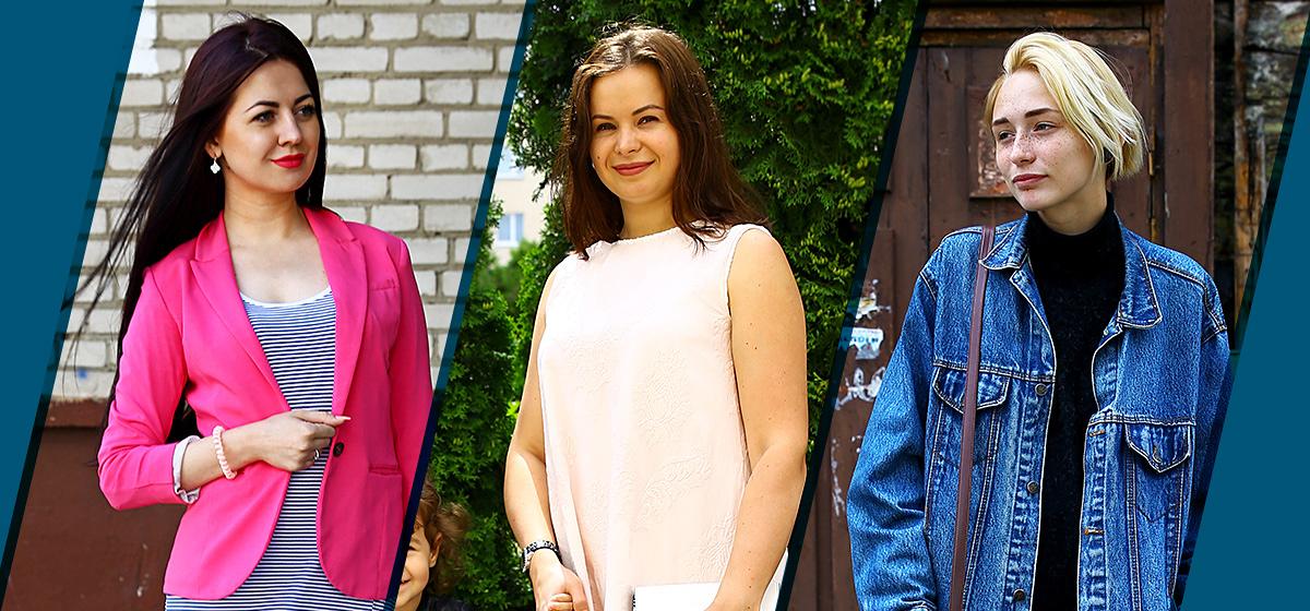 Модные Барановичи: Как одеваются продавец, индивидуальный предприниматель и абитуриентка