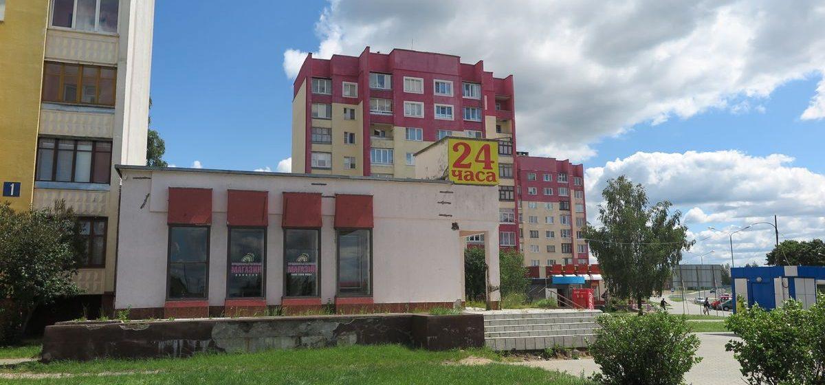 В Барановичах в микрорайоне Тексер появится новый магазин