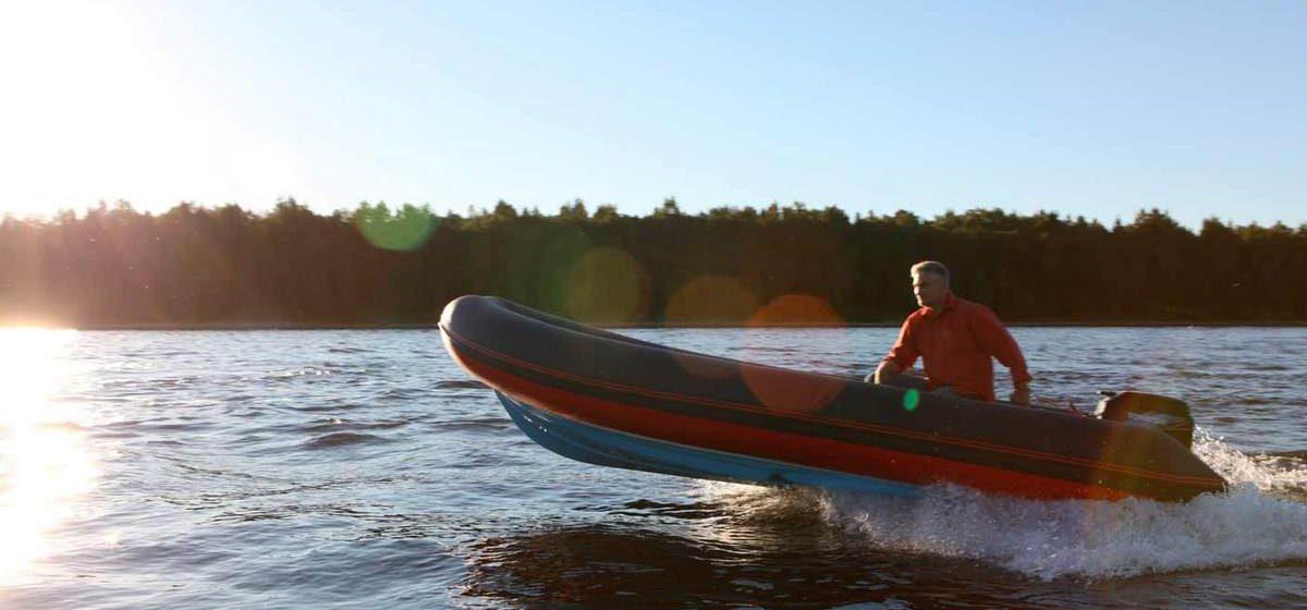 Рыбаки переплыли Сож, чтобы поговорить со знакомым украинцем, и заплатят по 840 рублей за нарушение границы
