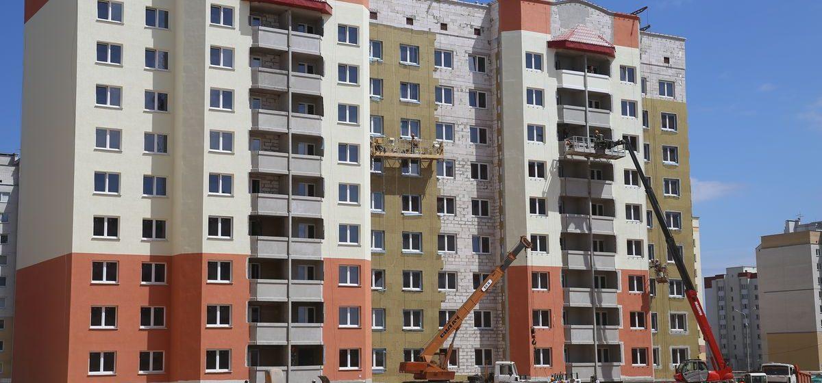Сколько жилья и для кого построили в Барановичах в первом полугодии 2017 года