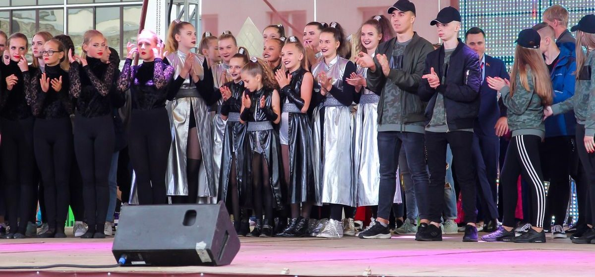 Барановичские коллективы вернулись с наградами со «Славянского базара»