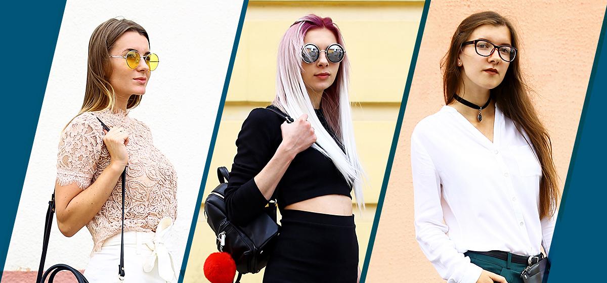 Модные Барановичи: Как одеваются мама в декретном отпуске, студентка и заведующая магазином