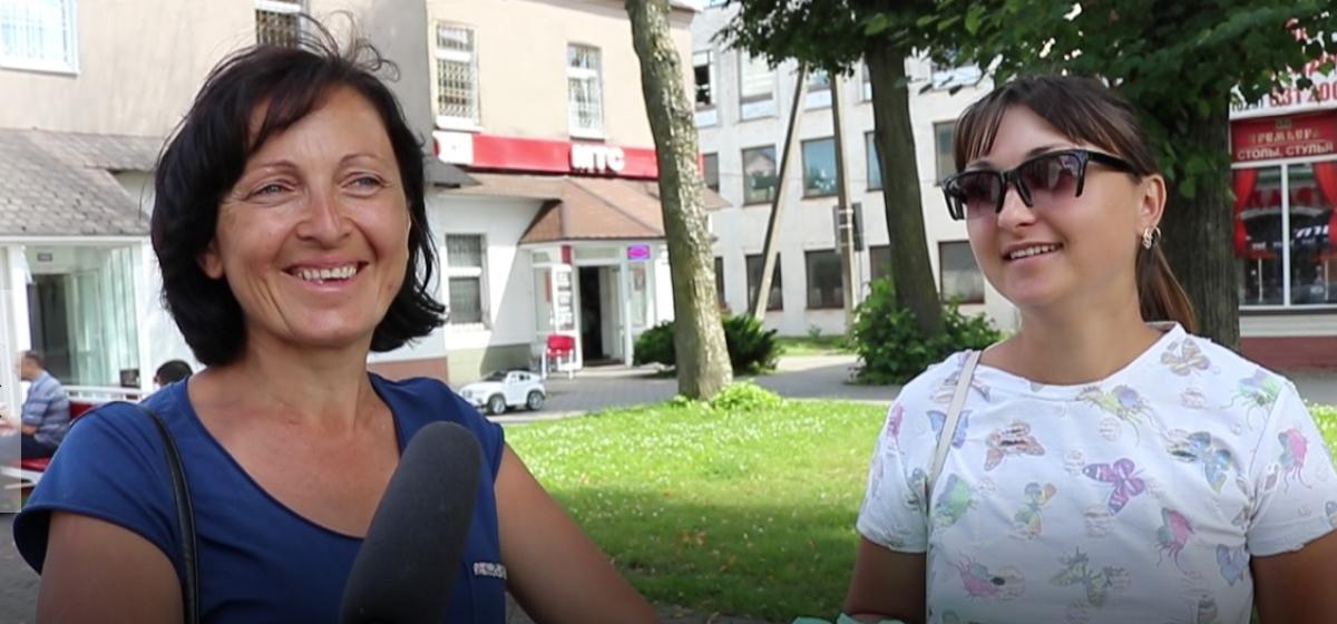 Видеоопрос: Как вы оцениваете уровень барановичской торговли?