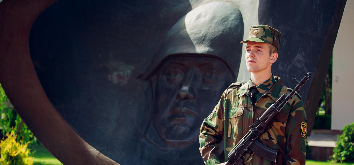 Как в Барановичах праздновали День освобождения города от немецко-фашистских захватчиков