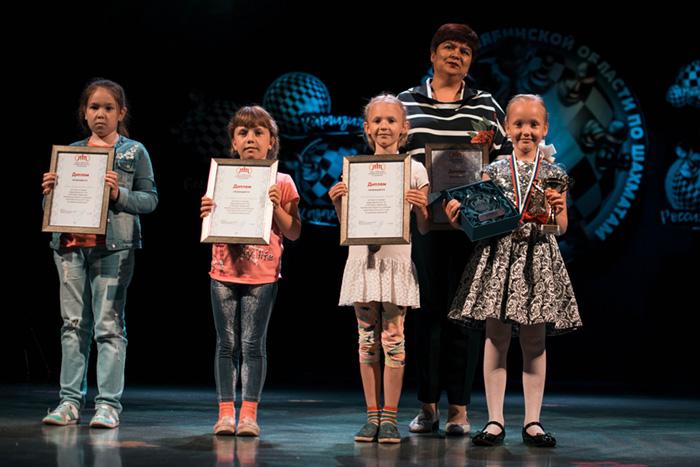 Юная шахматистка из Барановичей стала 3-ей на этапе Кубка России