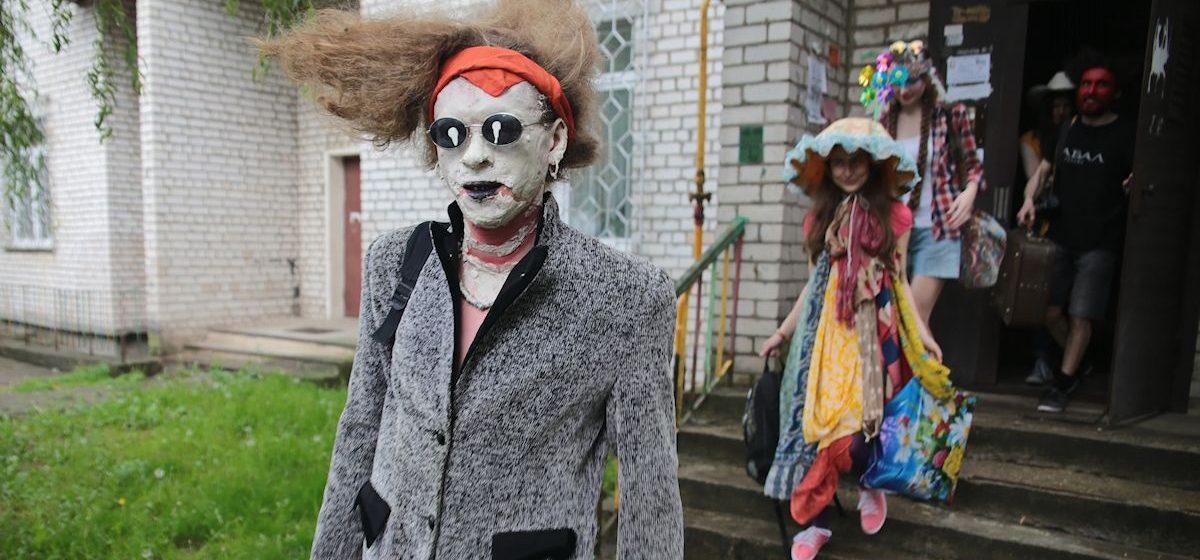 В Барановичах пройдет фримаркет в стиле фрик-карнавала