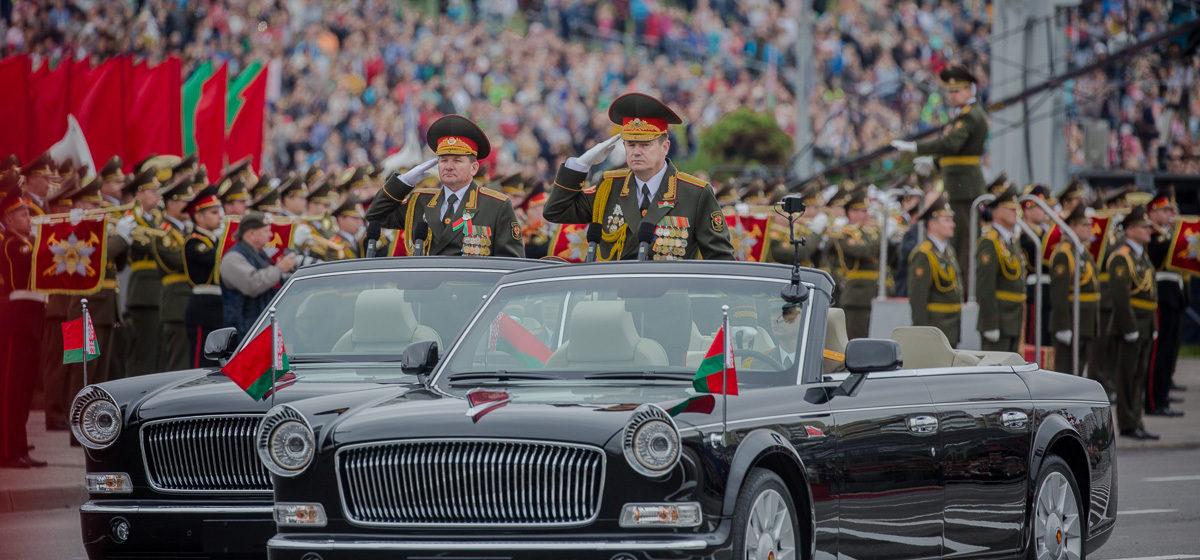 Лукашенко рассказал о своих впечатлениях от парада ко Дню Независимости