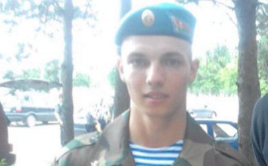 В Бресте от пневмонии скончался 18-летний десантник