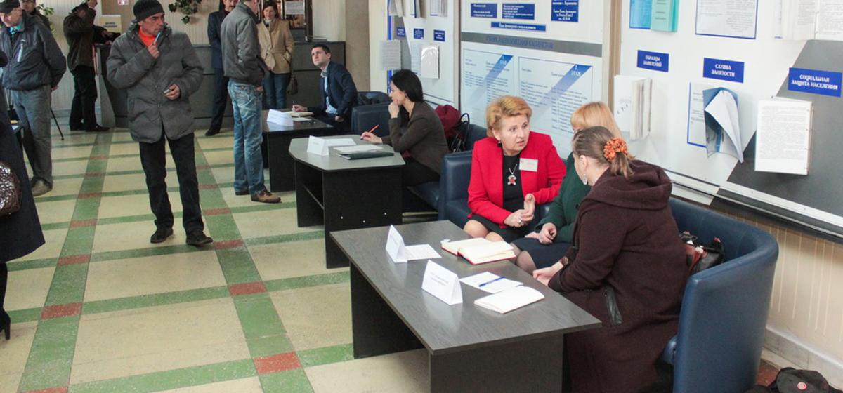 Почему в Барановичах снижается и число работающих горожан, и число безработных