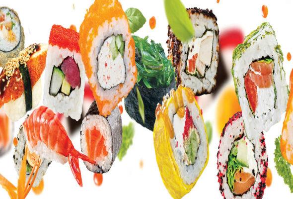 Вкусные суши у вас дома
