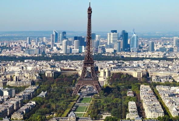 Париж – город, который надо увидеть всем