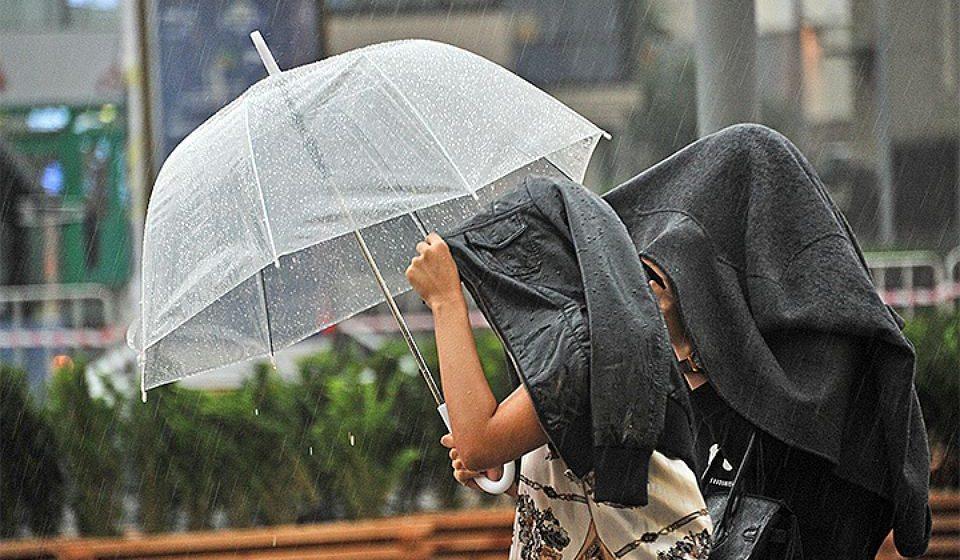 Погода в Барановичах: ливни, ветер, местами град и грозы