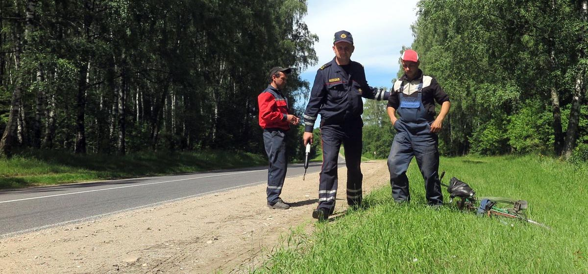 Погоня за женщиной, пьяные велосипедисты и пассажир с бетономешалкой в багажнике – будни ГАИ Барановичского района