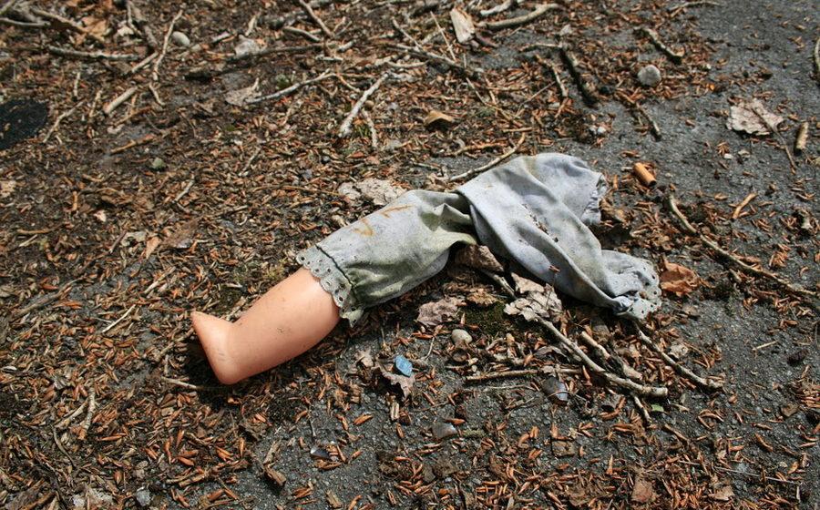 В Волковыске во дворе жилого дома в полиэтиленовом пакете нашли тело плода ребенка