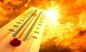 Из-за жары на первые числа августа объявлен оранжевый уровень опасности