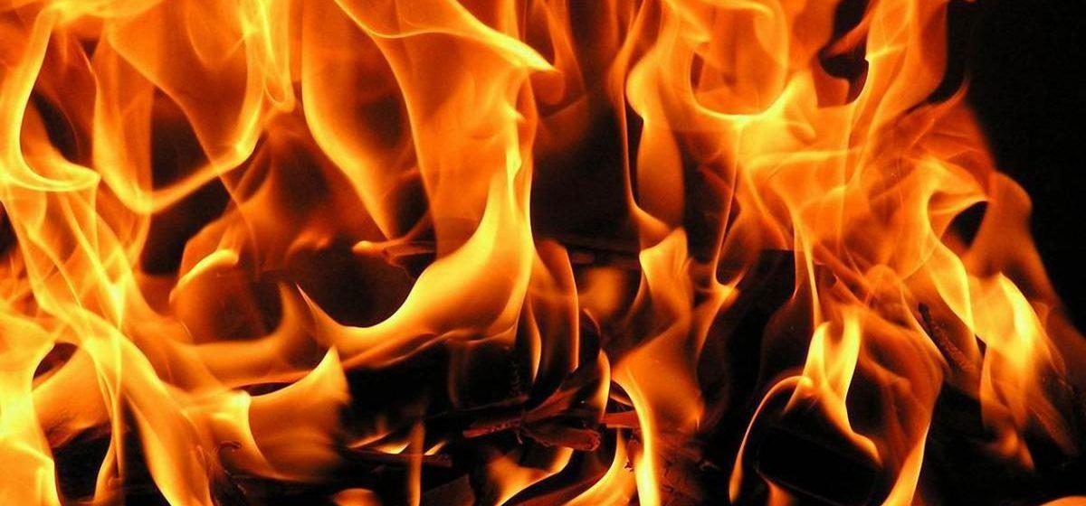 Четыре пожара произошло в Барановичском районе за один день